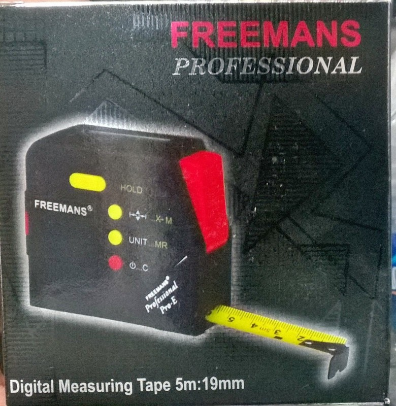 Freemans 5M:19MM Measurement Tape(491 Metric)