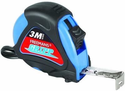 Freemans GR316-Gripp Steel Rubberized Rule 5Pc 16mmX3m Measurement Tape(3 Metric)