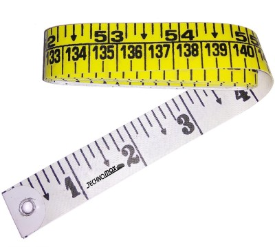Techno Max Sewing Measuring Ruler Extra Heavy Durable Double Ink Coated Tailors Measurement Tape