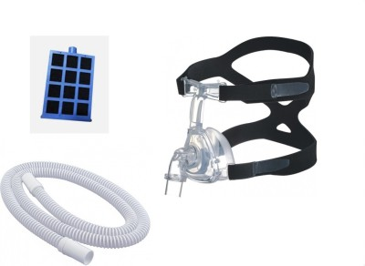 Hoffrichter TREND Filter, Therapy Tube & CPAP Nasal Mask Small Medical Equipment Combo
