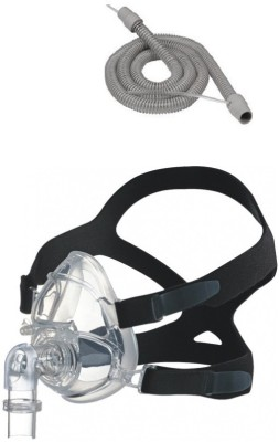 Hoffrichter Therapy Tube With Sensor & BIPAP Full Face Mask Large Medical Equipment Combo
