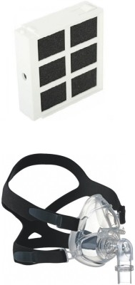 Hoffrichter BIPAP Full Face Mask Small & TREND II Filter Medical Equipment Combo