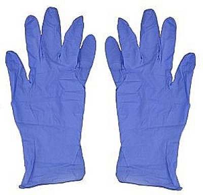 Lotus Disposable Largenit50 Nitrile Examination Gloves