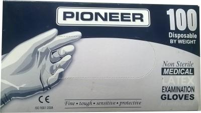 Pioneer PIO01 Latex, Rubber Examination Gloves