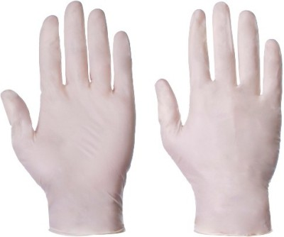 Midas Safety EN0 374-2003 Latex Examination Gloves