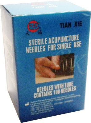 Tian Xie Acupunture34g Medical Needle(White)
