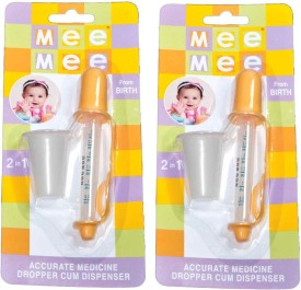 Mee Mee MM-33024 (PK-2)_Yellow Medicine Dispenser