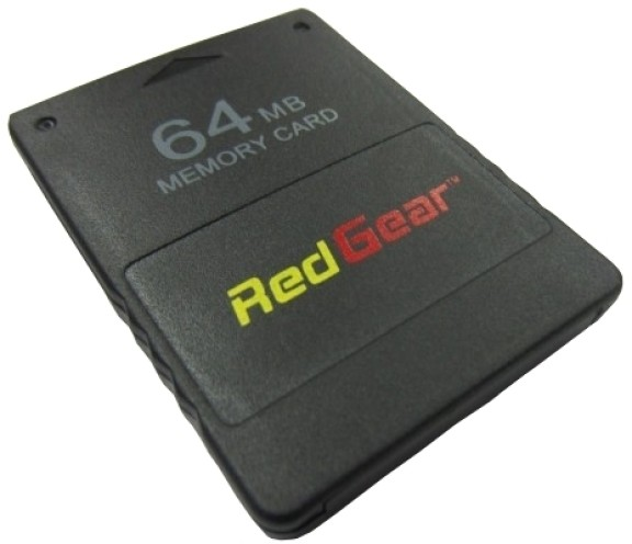 Red Gear 64 MB  Memory Card image