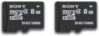 View Sony 8 GB MicroSD Card Class 4  Memory Card Price Online(Sony)