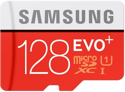 Samsung-EVO-Plus-128GB-MicroSDXC-Class-10-(80MB/s)-Memory-Card-(With-Adapter)