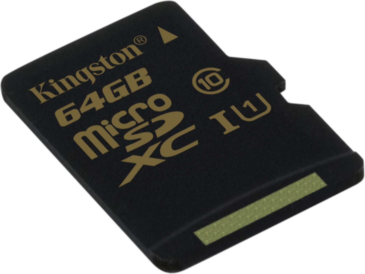 Kingston 64 GB MicroSDXC Class 10 90 MB/S  Memory Card