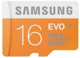 SAMSUNG EVO Ultra fast 16 GB SD Card Class 10 48 MB/s  Memory Card