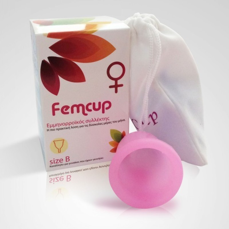 Generic Medium Reusable Menstrual Cup