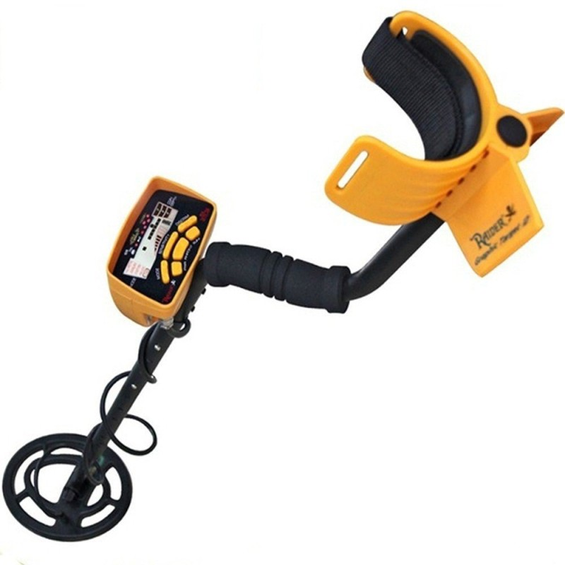 RAIDER 2016 New MD6250 , Treasure Finder, Gold Advanced Metal Detector( )