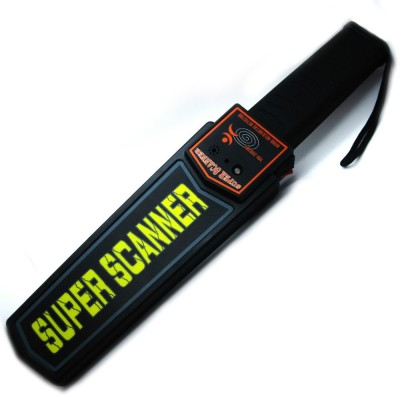 CPEX Hand Held Super Scanner With Beep Vibrator Advanced Metal Detector