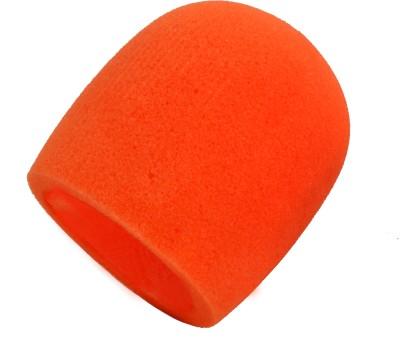 Prodx Ws005 Windscreen Microphone Foam Orangepack Of-2pcs shield sponge foam
