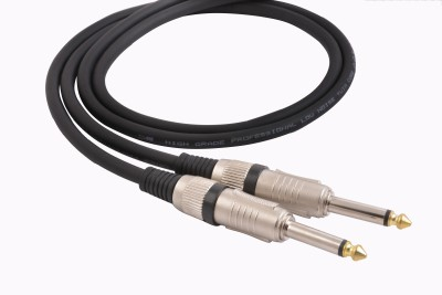 Prodx p38 to p38 mono male cable for musical instrument -1.5mtr cable