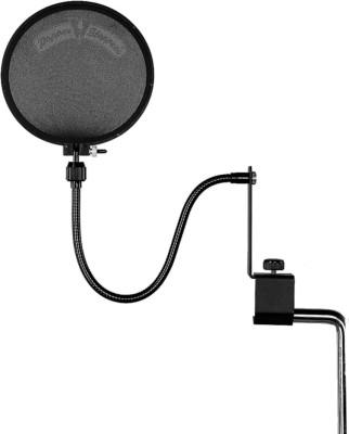Shure PS6 Pop Filter for Studio Microphones(Black)