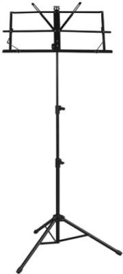 MX Foldable Music Sheet Stand(Black)
