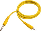 Prodx 6.35 male to 3.5mm sterio cable 1....