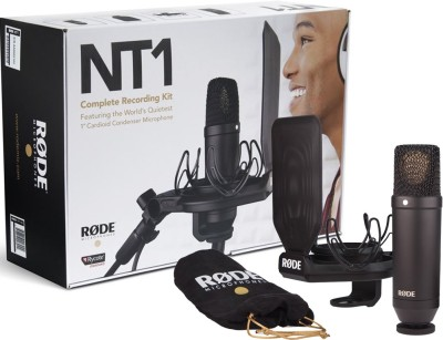 Rode NT1-Kit Recording Microphone
