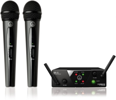 AKG Wms40 Mini2 Dual Vocal Microphone