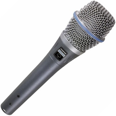 Shure Beta87A Microphone