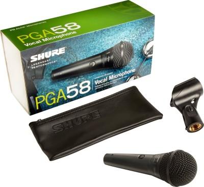 Shure PGA58 LC Microphone