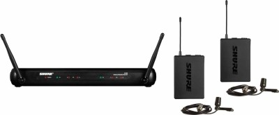 Shure SVX188/CVL Dual Lapel Wireless Microphone
