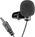 Neewer 3.5mm Hands Free Computer Clip on...