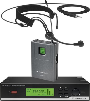 Sennheiser XSW52 Headworn Wireless Microphone