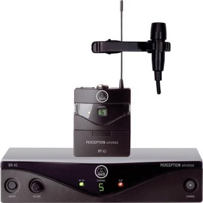 AKG Perception Wireless 45 Presentor (Lapel) Microphone