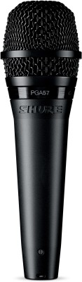 Shure PGA57-LC (without cable) Cardioid Dynamic Instrument Microphone Microphone