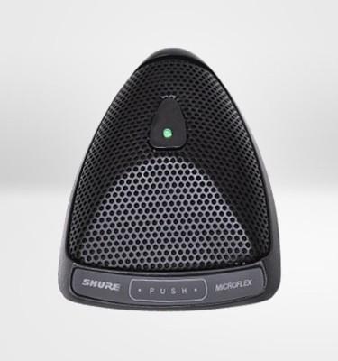 Shure MX393/C Boundary Microphone