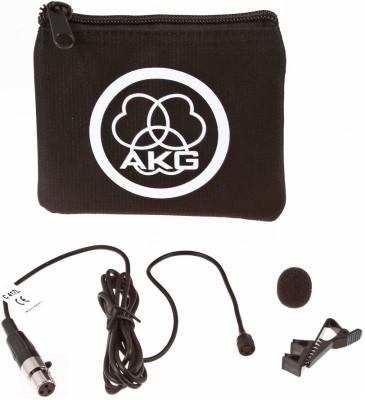 AKG C417PP Condensor Lapel Microphone