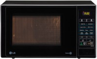 LG 23 L Grill Microwave Oven(MH2344DB, Black)