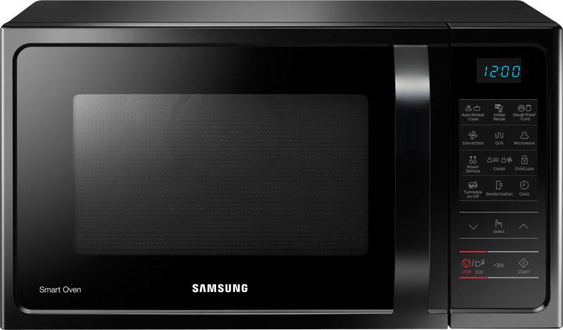 SAMSUNG 28 L Convection Microwave Oven MC28H5013AK/TL