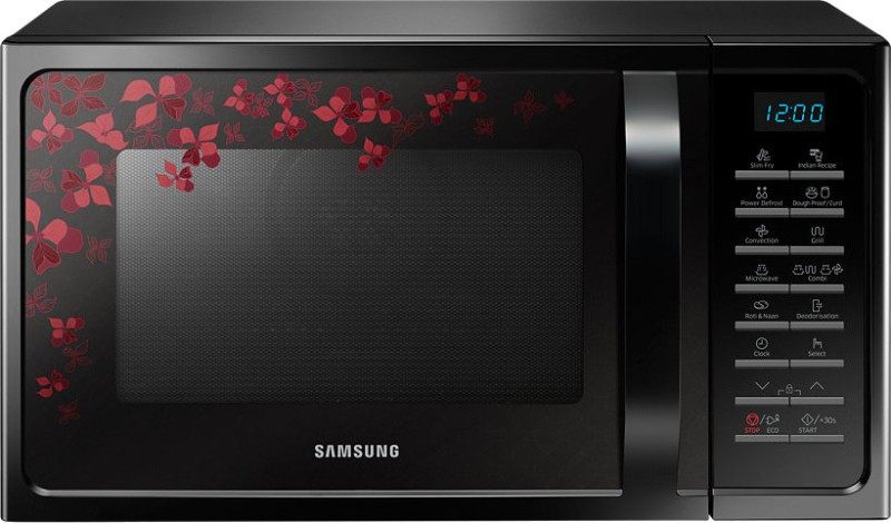 SAMSUNG 28 L Convection Microwave Oven MC28H5015VB