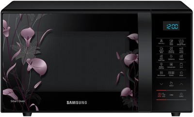 3 Off Samsung 21 L Convection Microwave Oven Ce77jd Lb Tl Black