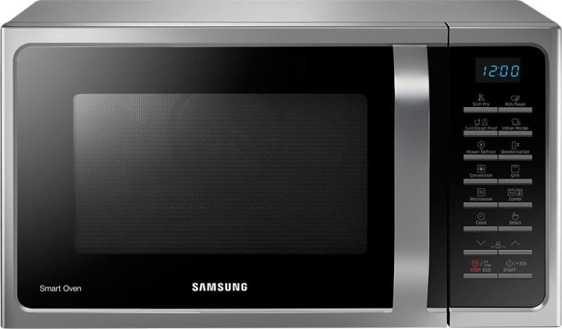 SAMSUNG 28 L Convection Microwave Oven MC28H5025VS/TL
