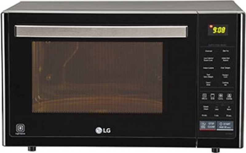 LG 32 L Convection Microwave Oven MJ3296BFT