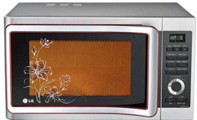 LG 28 L Convection Microwave Oven (MC2881SUP, White)