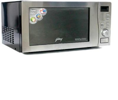 Godrej 20 L Convection Microwave Oven (20CA5-MLZ, Black)