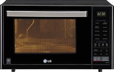 LG 32 L Convection Microwave Oven(MJ3294BG, Black)