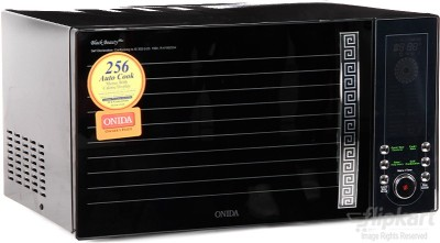 Onida 30 L Convection Microwave Oven (MO30CJS28B, Black)