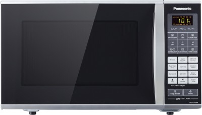 Panasonic 27 L Convection Microwave Oven(NN-CT644M, Black)