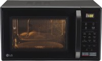 LG 21 L Convection Microwave Oven(MC2146BL, Black)