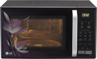 LG 21 L Convection Microwave Oven(MC2146BP, Black)