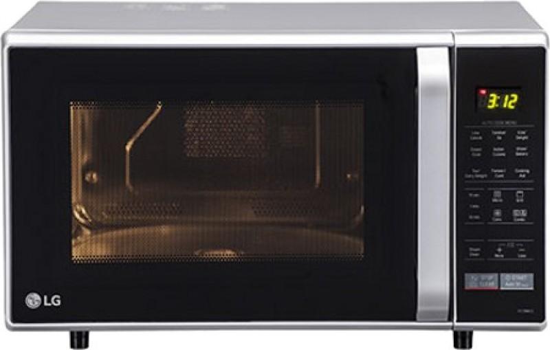 LG 28 L Convection Microwave Oven MC2846SL