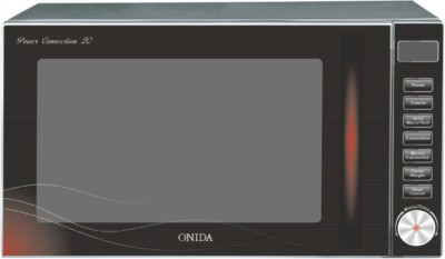 Onida 20 L Convection Microwave Oven (MO20CJP27B, Reddish Black)